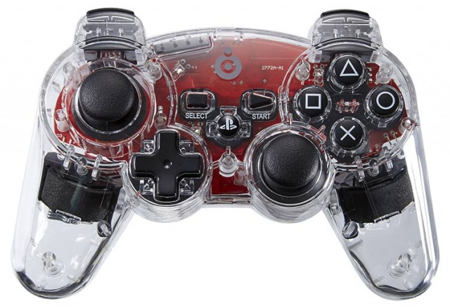Luminous wireless controller for PS3™ – Image   #3