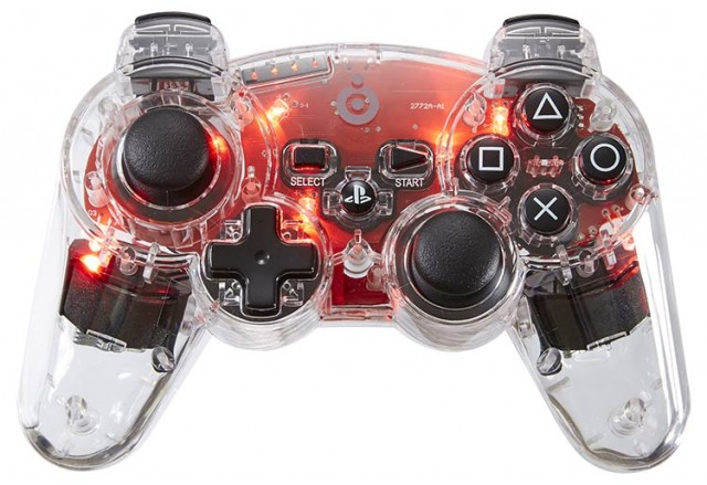 Luminous wireless controller for PS3™ – Image   #4