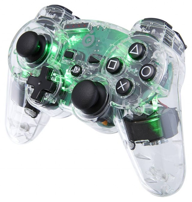 Luminous wireless controller for PS3™ – Image   #5