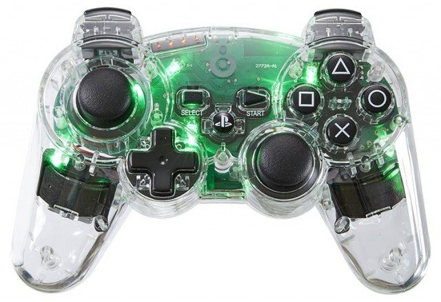Luminous wireless controller for PS3™ – Image   #7