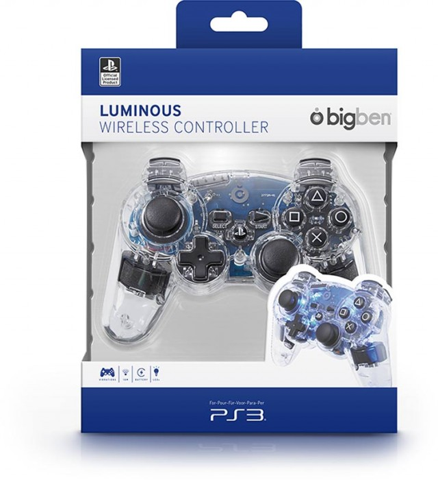 Luminous wireless controller for PS3™ – Image   #8