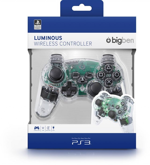 Luminous wireless controller for PS3™ – Image   #9
