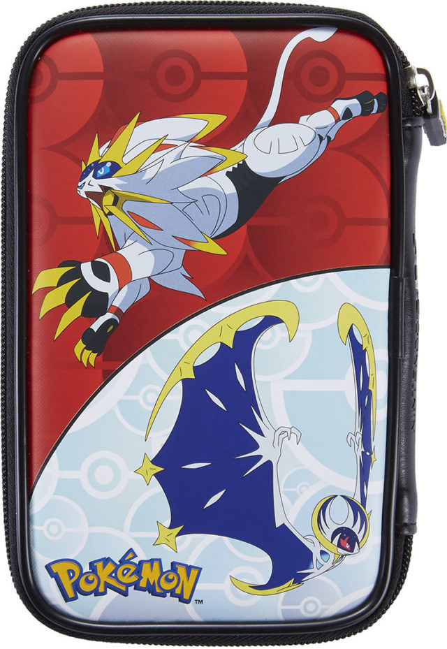 Official pokemon consol carrying case – Packshot