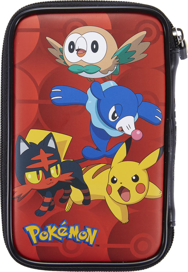 Official pokemon consol carrying case – Image