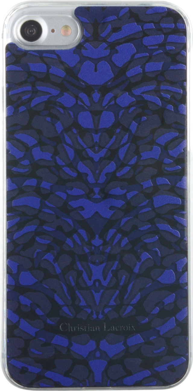"CHRISTIAN LACROIX Hard Case ""Pantigre""(Navy) - Packshot"