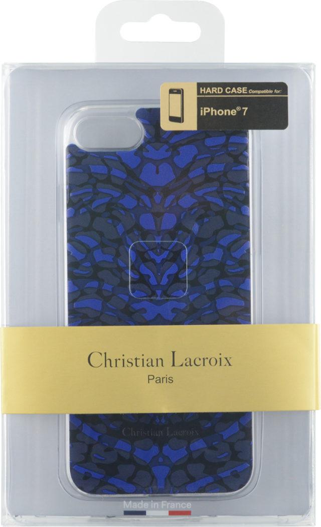 "CHRISTIAN LACROIX Hard Case ""Pantigre""(Navy) – Image"