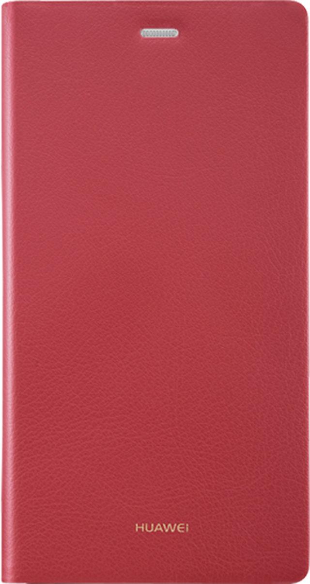 Folio case (red) - Packshot