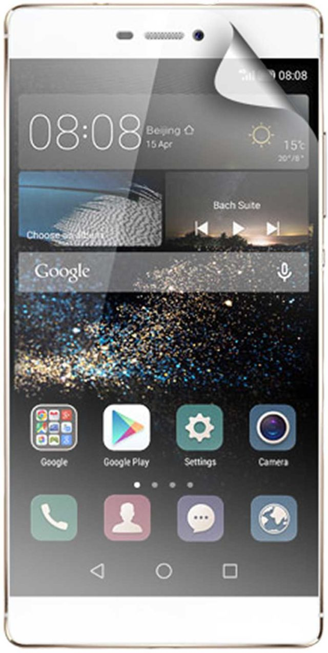 Screen protector One Touch x2 - Packshot
