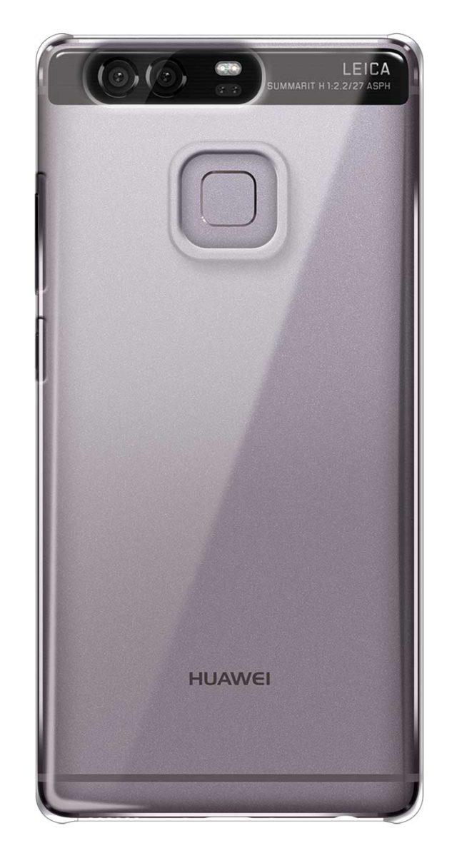 Hard case clear - Packshot