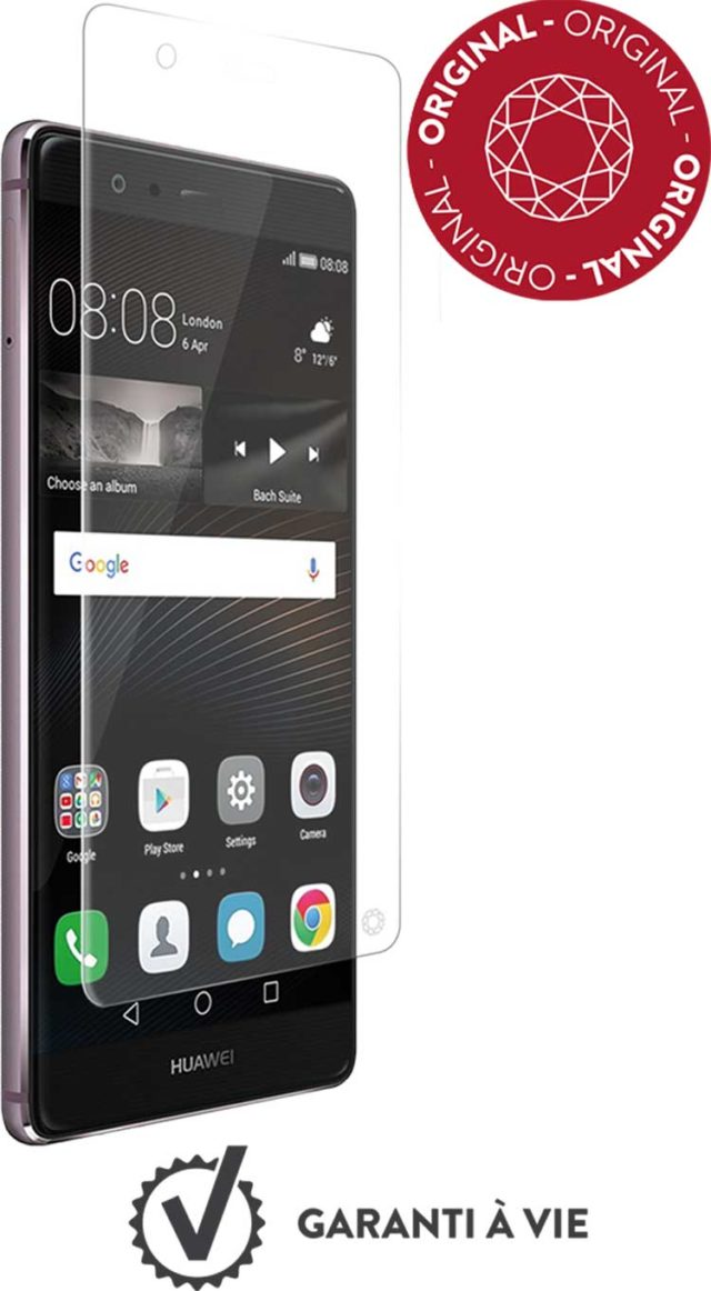 The tempered glass screen protector FORCE GLASS - Packshot