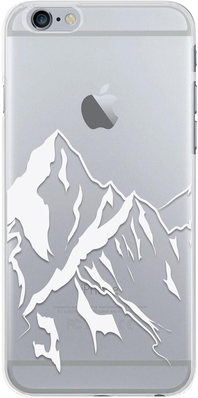 Semi-rigid case (mountain) - Packshot
