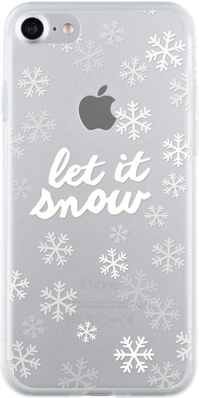 Semi-rigid case (let it snow) - Packshot