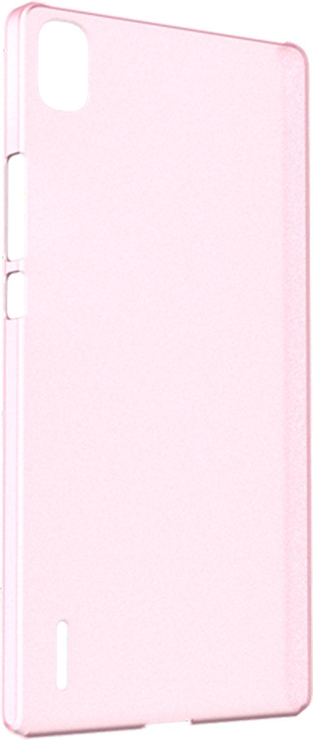Hard case clear (pink) - Packshot