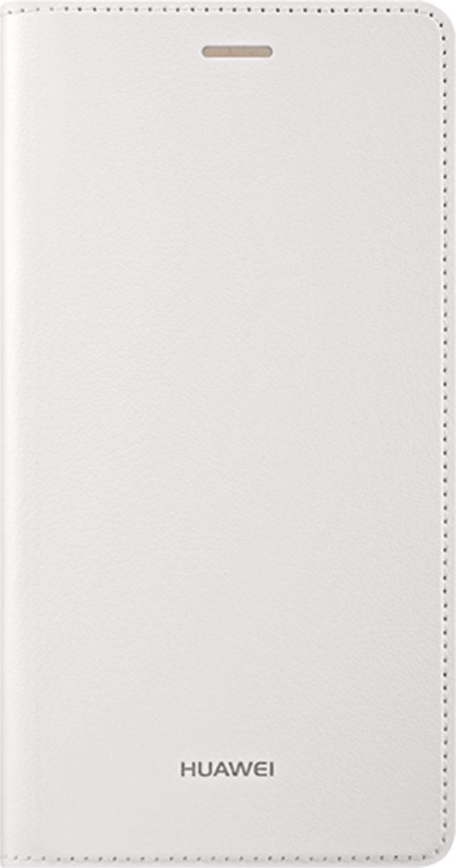 Folio case (white) - Packshot