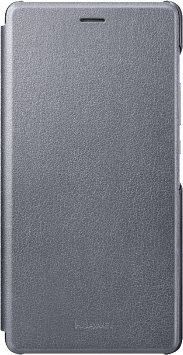 Folio case (charcoal grey) - Packshot