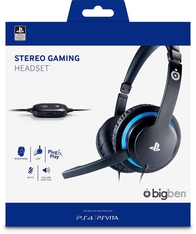 SONY Stereo Gaming Headset v2 – Image  #2tutu