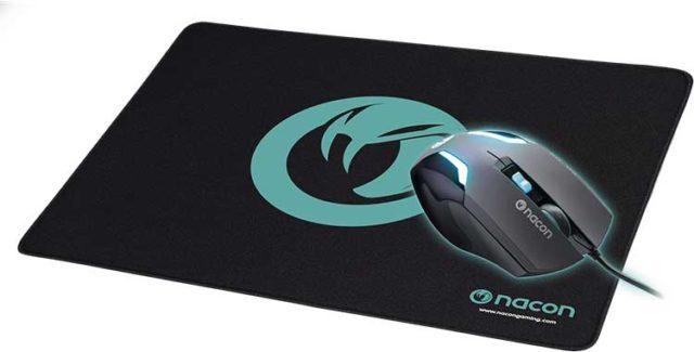 Bundle mouse + mouse pad - Packshot