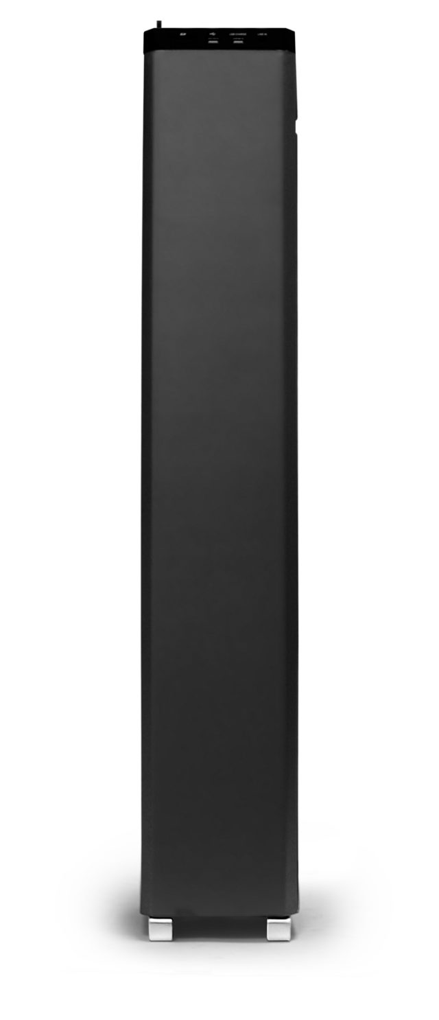 2.1CH multimedia tower (black) – Image