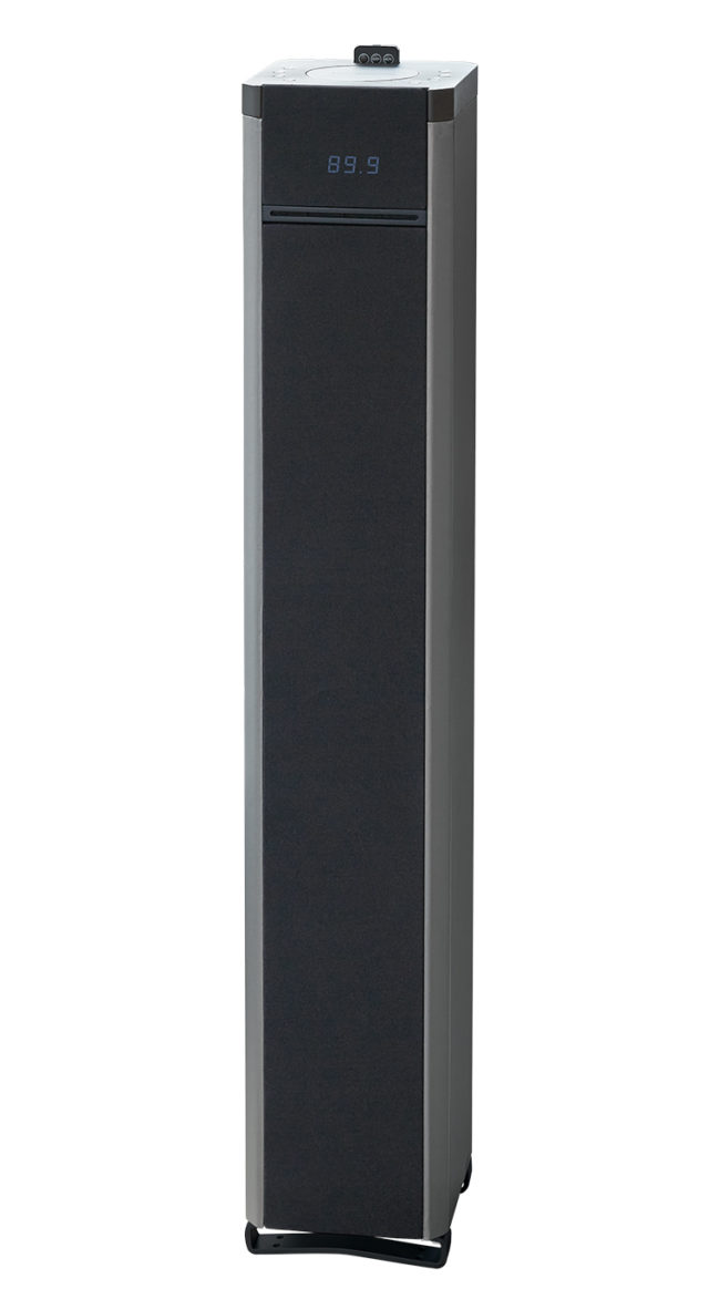 2.1CH multimedia tower (black) – Image  #2tutu#3
