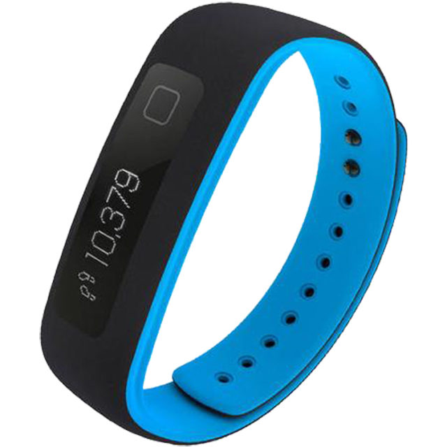 IFIT connected wrist Vue (black and blue) - Packshot
