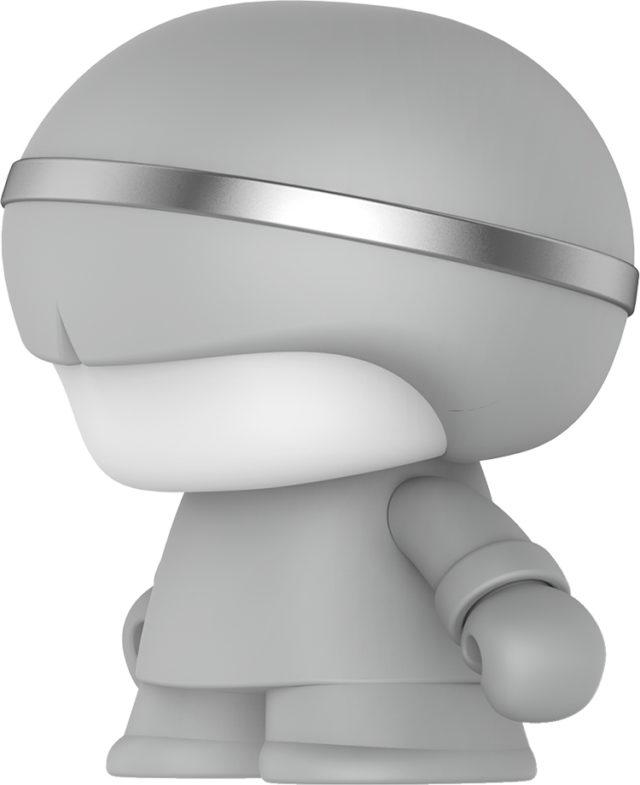 Mini speaker Bluetooth® Xboy Xoopar (silver) - Packshot