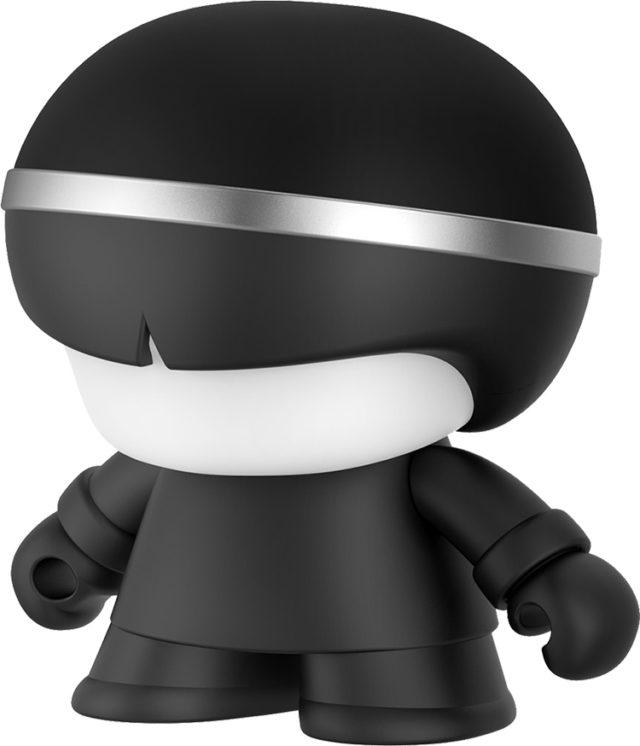 Mini speaker Bluetooth® Xboy Xoopar (black) - Packshot