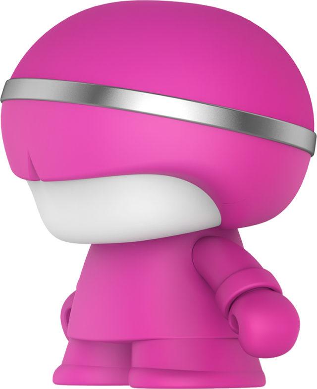 Mini speaker Bluetooth® Xboy Xoopar (pink) - Packshot