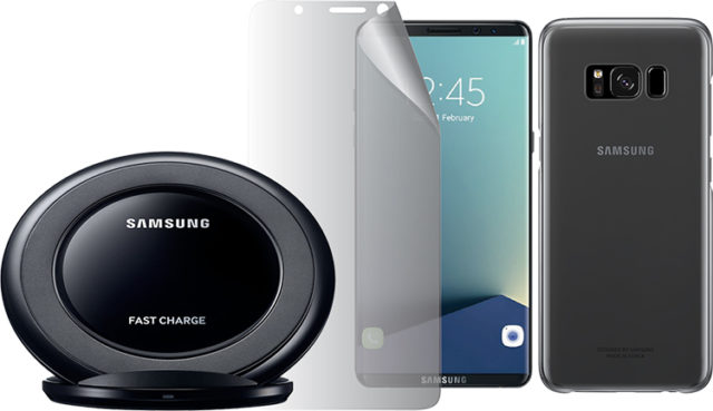 Pack of Accessories Samsung - Packshot
