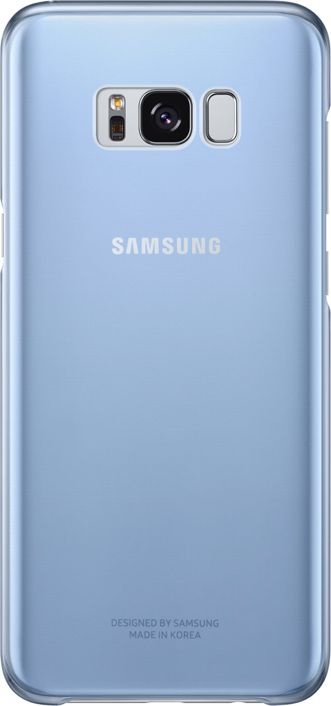 Semi-rigid case Samsung (clear blue) - Packshot