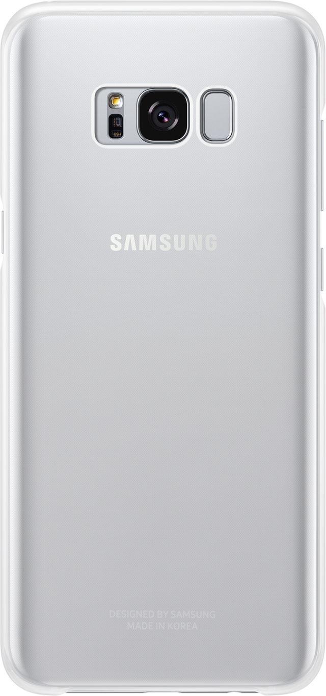 Semi-rigid case Samsung (clear silver) - Packshot