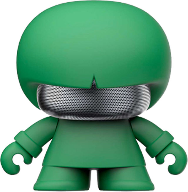 Wireless speaker Bluetooth® Xboy Xoopar (green) - Packshot