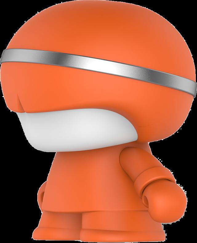 Mini speaker Bluetooth® Xboy Xoopar (orange) - Packshot