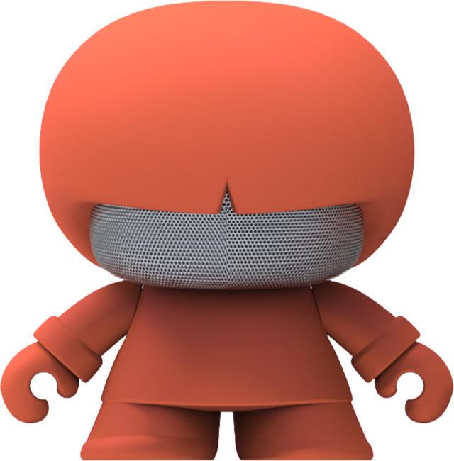 Wireless speaker Bluetooth® Xboy Xoopar (orange) - Packshot