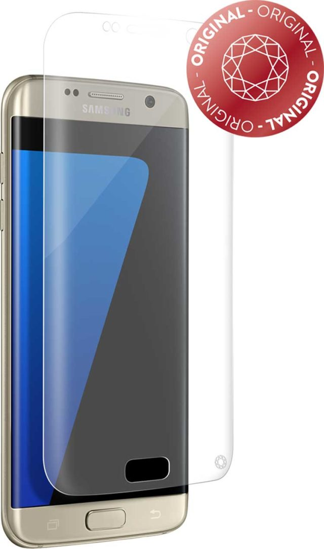 The tempered glass screen protector FORCE GLASS with fitting kit - Packshot