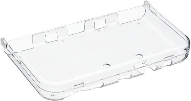 Polycarbonate protective cover for Nintendo New 2DS™ XL - Packshot