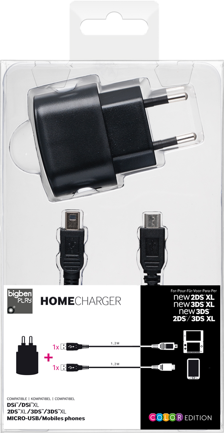 Charger For Game Console N2dsxladapt Bigben En Audio Nintendo 3ds Xl Wiring Diagram New 2ds