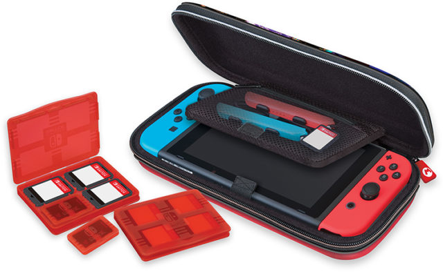 "Deluxe travel case official ""Mario kart 8"" - Packshot"