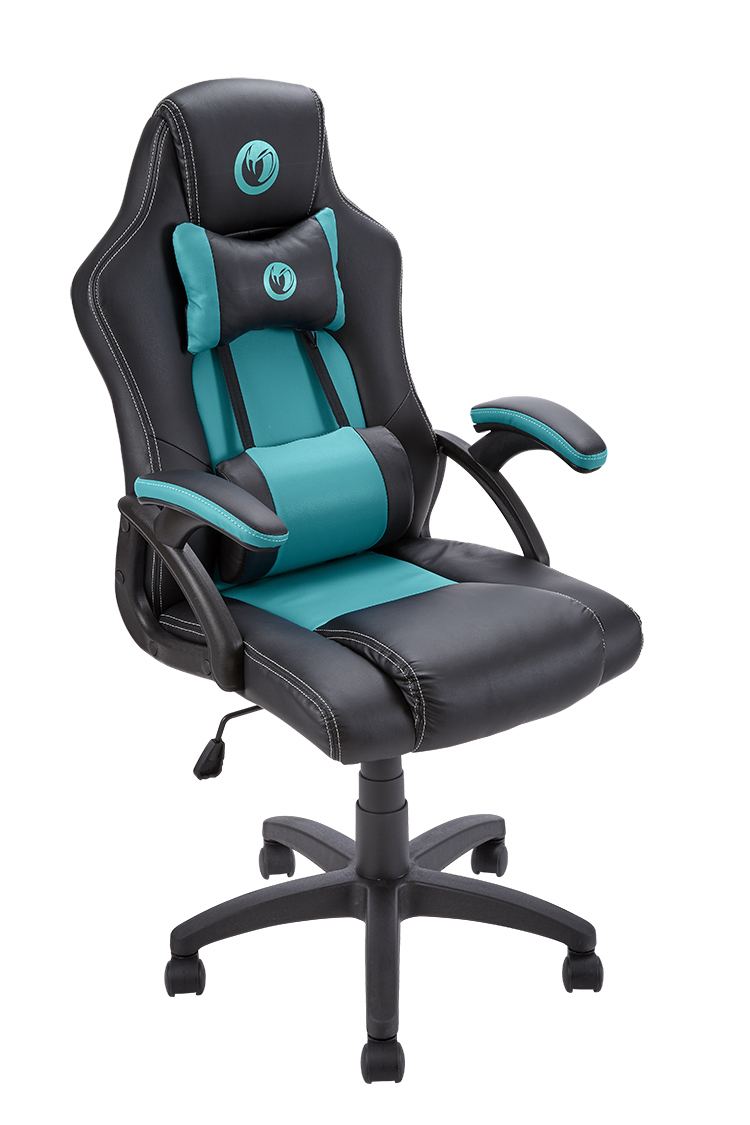 Gaming chair pc ch300 nacon bigben en audio gaming for Chaise gamer pc