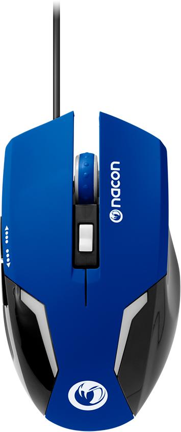 Nacon Optical Mouse (Blue) - Packshot