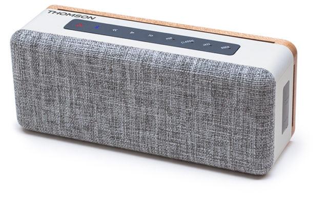 THOMSON wireless speaker – Packshot