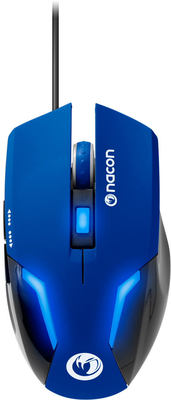 Nacon Optical Mouse (Blue) – Image