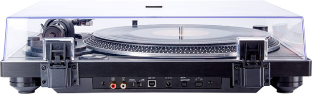 THOMSON direct-drive professionnal turntable TT600BT – Image  #1