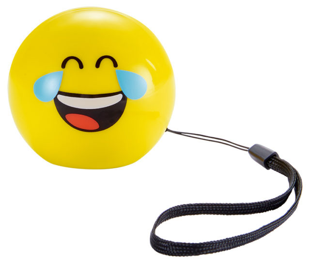 Wireless portable speaker (lol) BT15SMILEYLOL Smiley® - Packshot