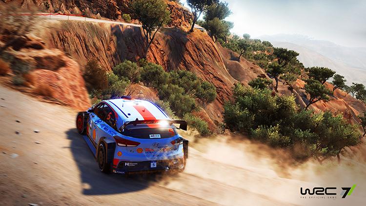 WRC 7 – Screenshot#1