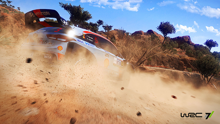 WRC 7 – Screenshot#2tutu
