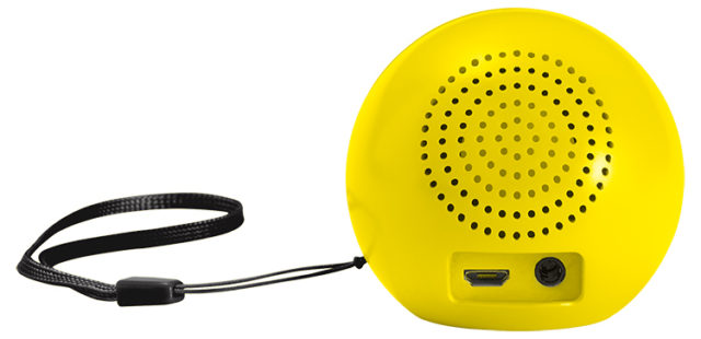 Wireless portable speaker (cool) BT15SMILEYCOOL Smiley® – Image
