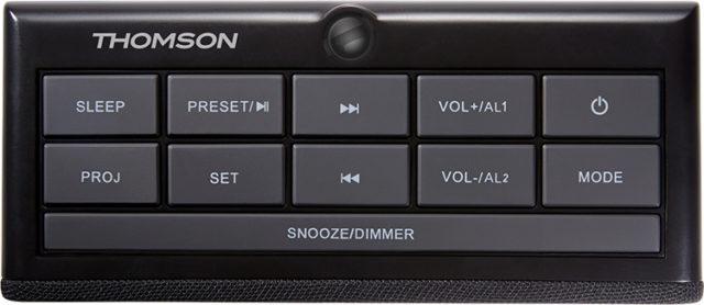 Alarm clock radio with projector CL300P THOMSON – Image  #2tutu
