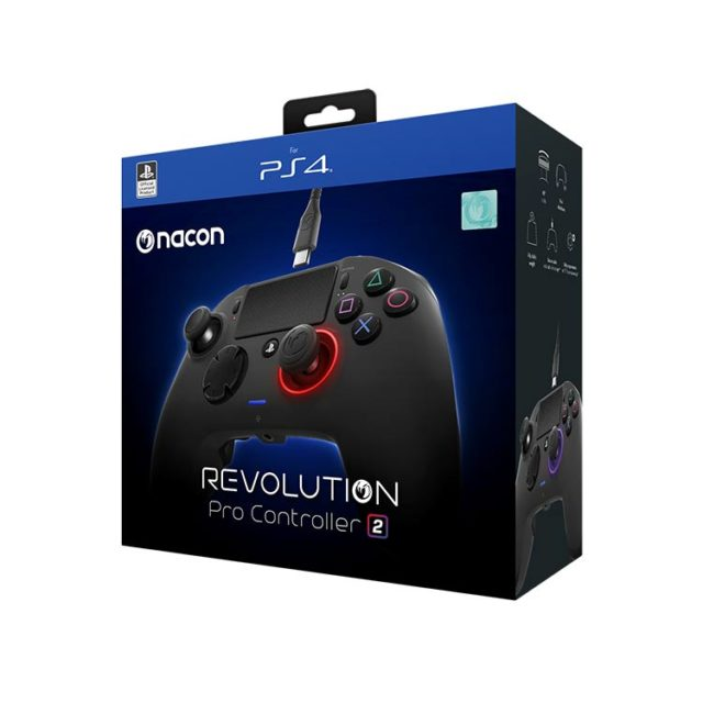 Revolution Pro Controller 2 official licensed for PlayStation® 4 PS4OFPADREV2UK NACON – Image  #1