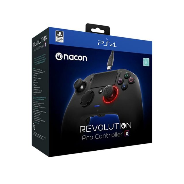Revolution Pro Controller 2 official licensed for PlayStation® 4 PS4OFPADREV2UK NACON – Image  #2tutu#3
