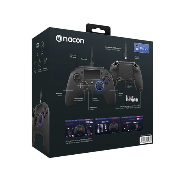 Revolution Pro Controller 2 official licensed for PlayStation® 4 PS4OFPADREV2UK NACON – Image  #2tutu#4tutu